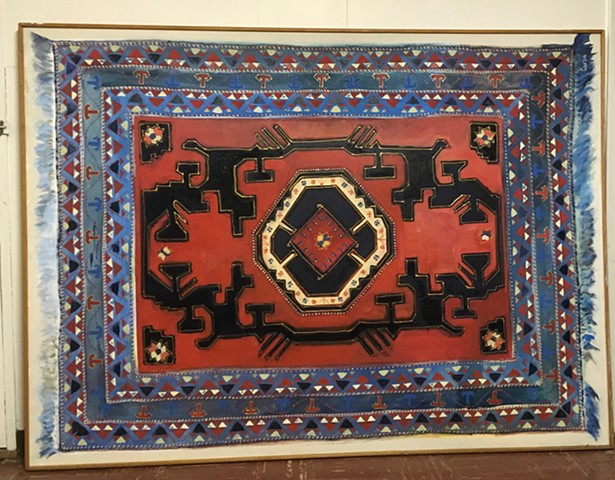 Oriental Rug Themes