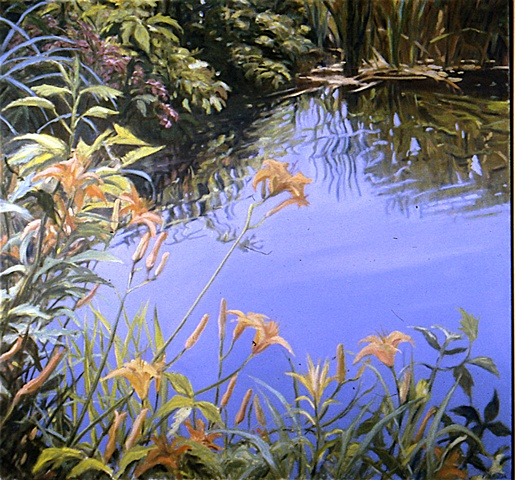 Airslie's Pond