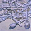 Plastic Knives, Forks and Spoons