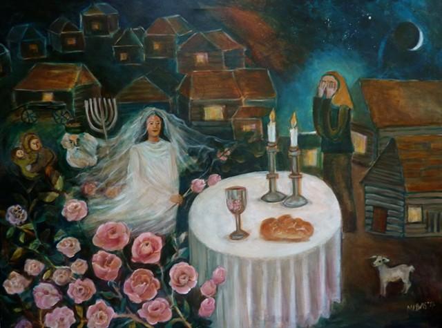 sabbath bride