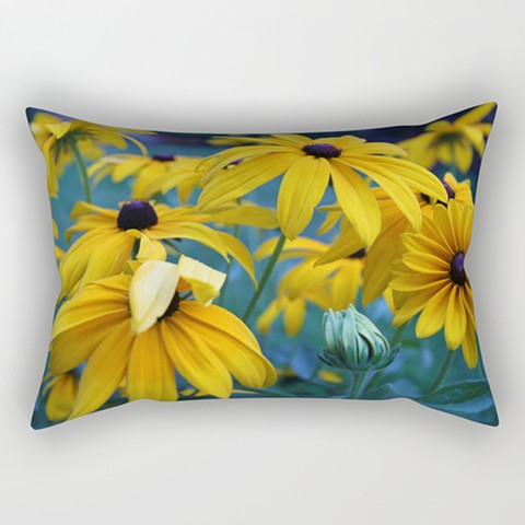 Black-Eyed Susan's Pillow