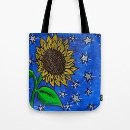 Boo's Sunflower Tote
