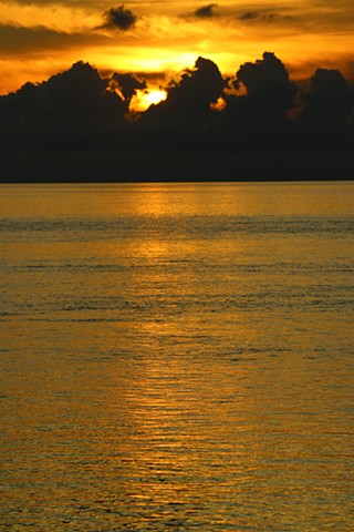 Sunset in Islamorda