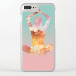 Cosmic Yoga Phone Cover