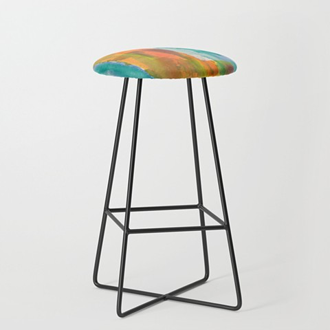 Emotional Rescue Bar Stool