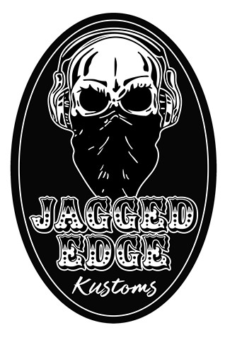 Jagged Edge Kustoms Logo