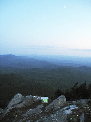 Blue Ridge Summit, Maine