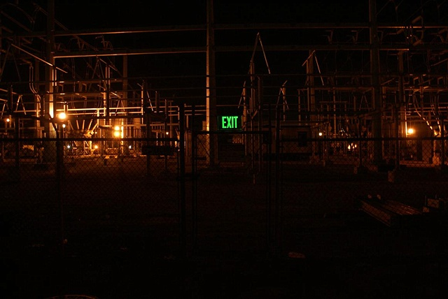 Potrero Hill Power Plant