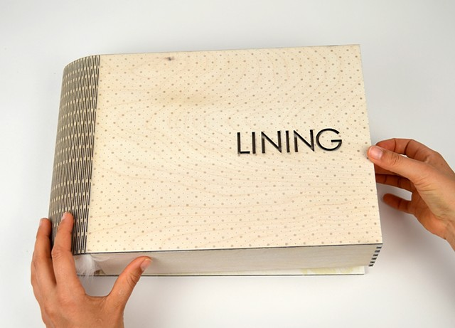 Lining: skin to cloth