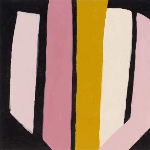 Untitled (Almost 5 Stripes)