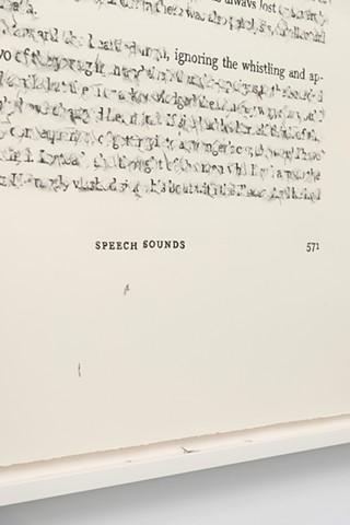 Speech Sounds, 1983 (detail)