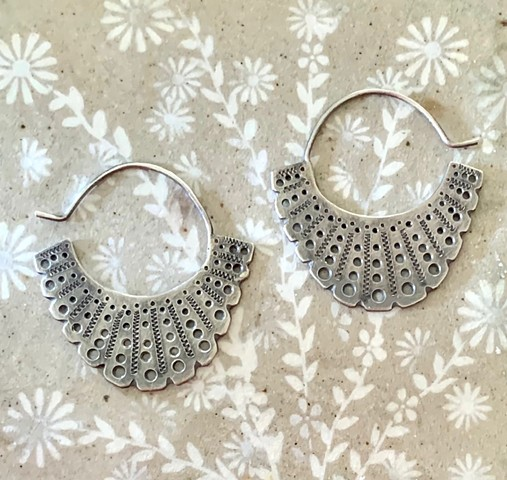 Large RBG Earrings