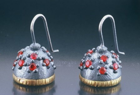 Dome Earrings
