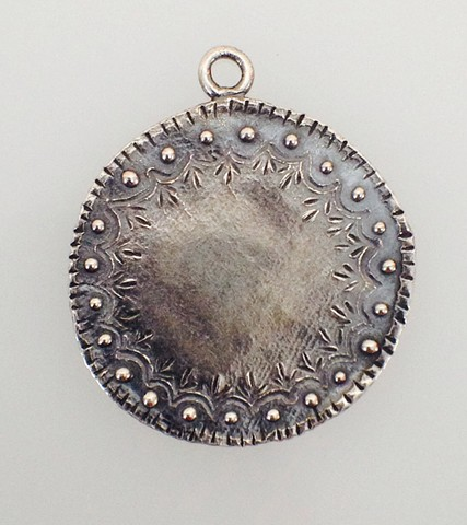 Silver Love Token