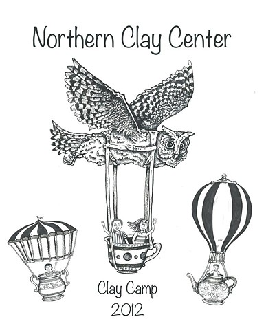 Northern Clay Center Summer Camp