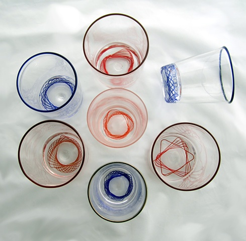 spirally cups!