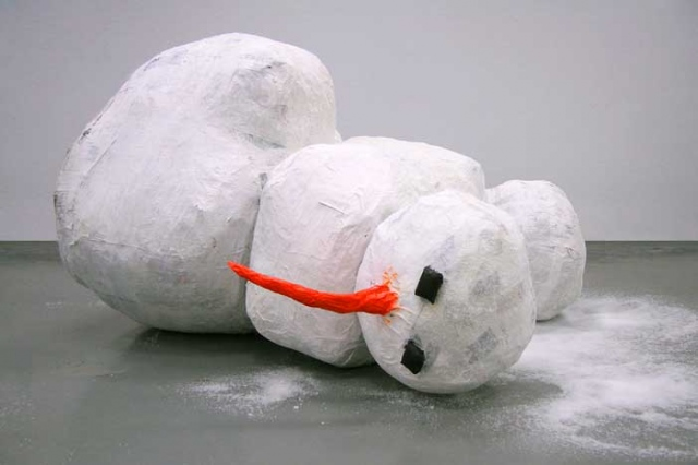 Conjoined Snowmen (We all Fall Down)