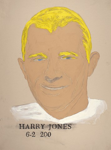 Harry Jones 6-2 200
