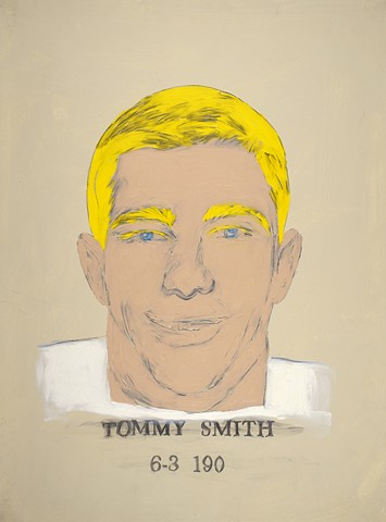 Tommy Smith 6-3 190