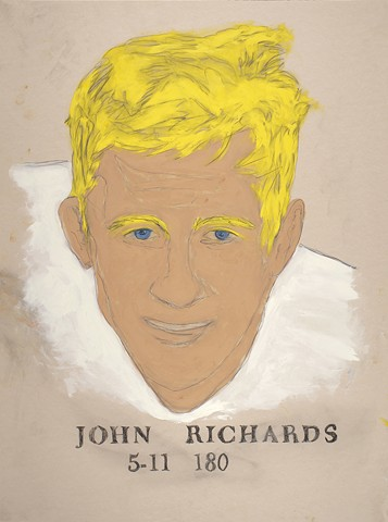 John Richards 5-11 180