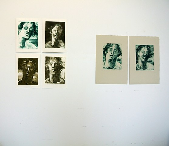 Imaginary Martyrs, installation view