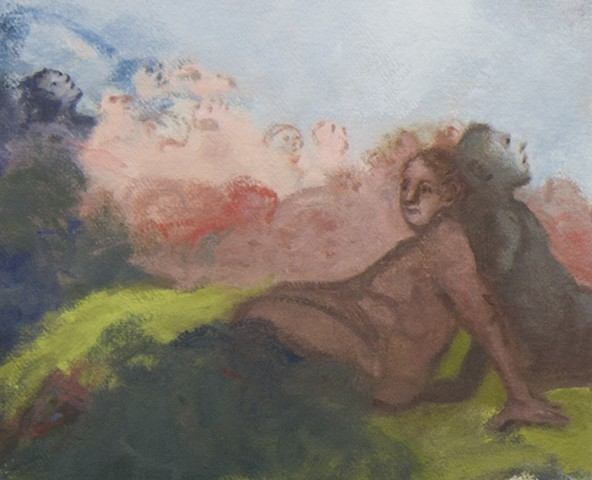 Midsummer (detail)