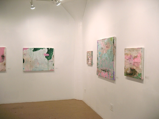 M55 ART, New York | 2009  solo exhibition