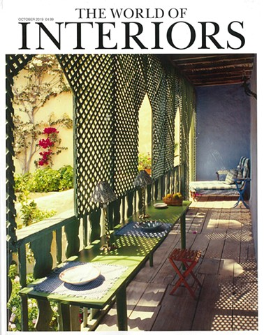 The World of Interiors, Oct 2019
