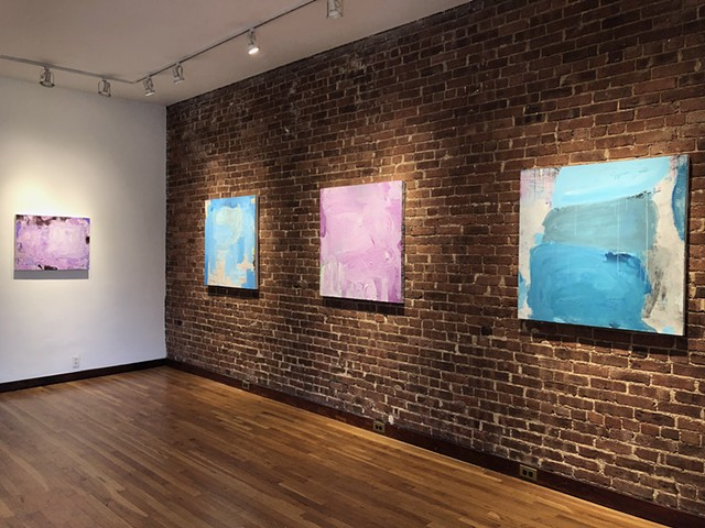 """Counterbalance"" Susan Eley Fine Art, NYC, Sept 17 - Oct 22"
