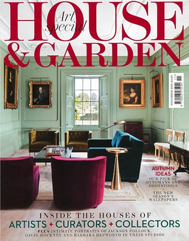 House & Garden, Nov 2019, Conde Nast U.K. publication