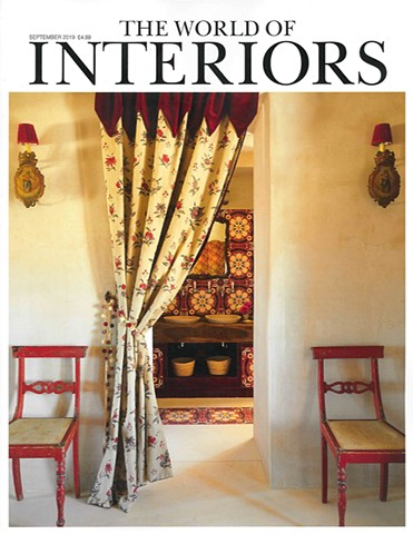 The World of Interiors, Sept 2019