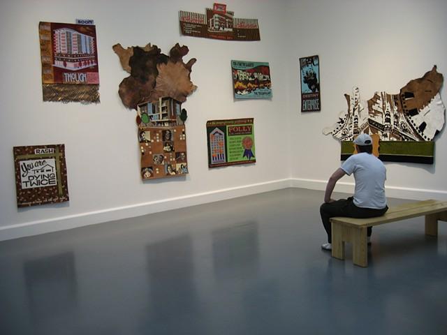 """Heartland"" Van Abbe Museum, the Netherlands 2007"
