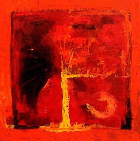 Red:Orange, for Cindy G.