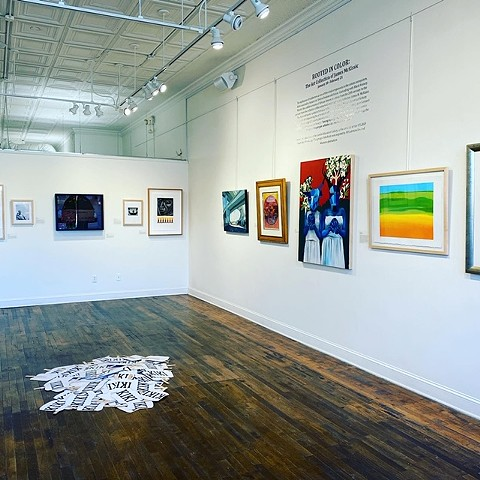 Rooted in Color Exhibit