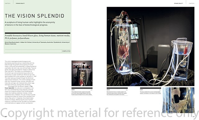 Bio Design publication featuring The Vision Splendid