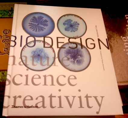 The Vision Splendid in MoMA NYC's new publication, Bio Design: Nature + Science + Creativity 2012