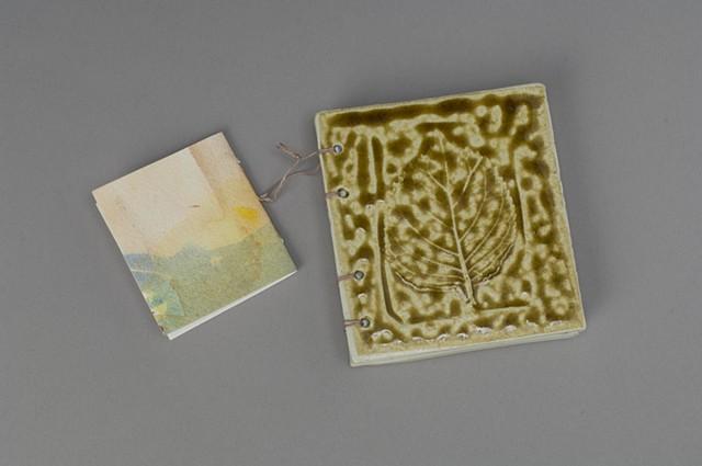 Autumn  ceramic cover
