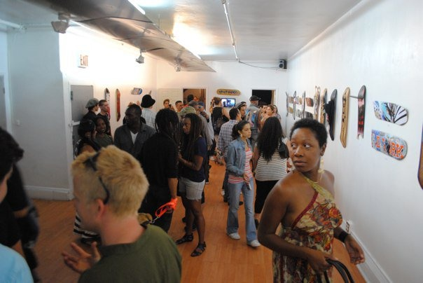 Across the Board: Artists for Autism Awareness @ Soapstone Gallery