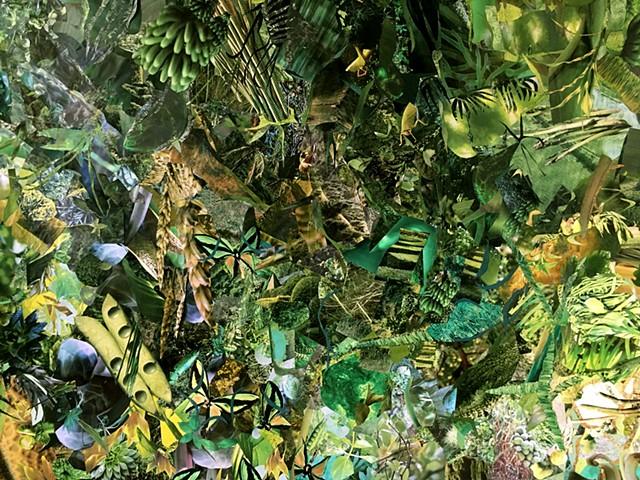 OTHER NATURE Curated by: Orvokki Crosby & Jerstin Crosby  Featuring Esther Ruiz, Renee Delosh, Jessica Langley, Christina Van der Merwe, Olivia Ciummo, John Bowman, Ippis Halme, and Lovid