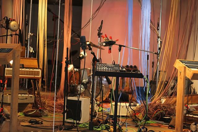 David Colagiovanni The Shredder Sessions