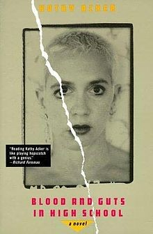 "Deconstructing Kathy Acker's ""Blood and Guts in High School"" with high school studnets. Ongoing."