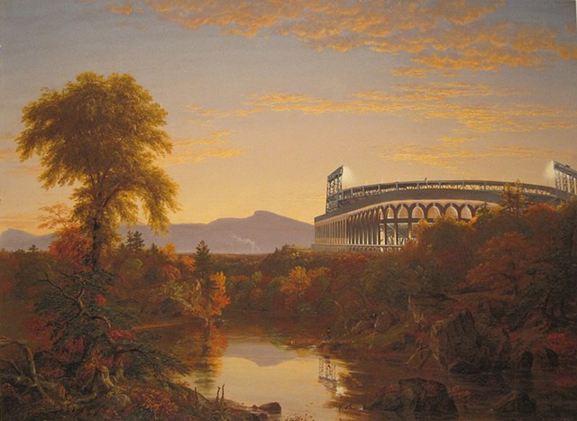 Catskill Creek, Citi Field