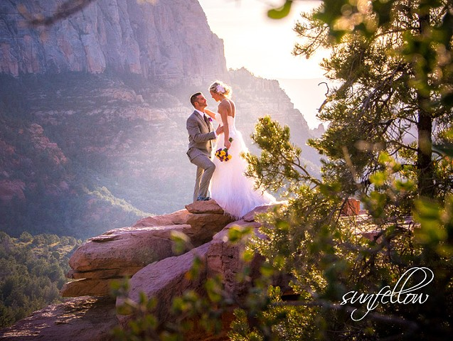 David Sunfellow Wedding Photography Sedona