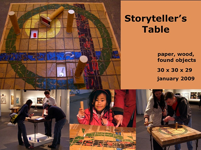 Storyteller's Table