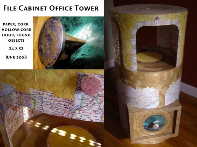 file cabinet tower