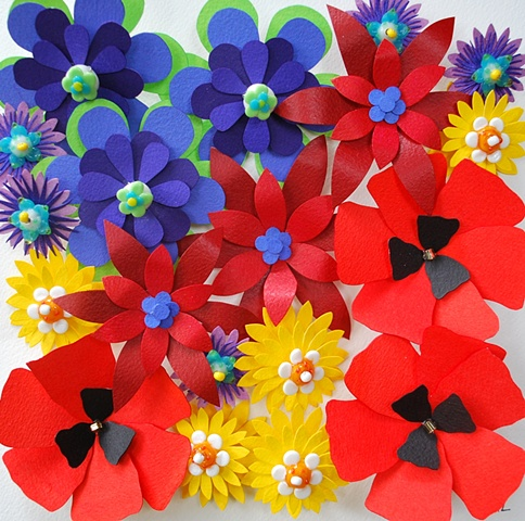 hand cut paper, paper art, paper artist, paper sculpting, paper sculpture, paper craft, paper flowers, hand cut flowers