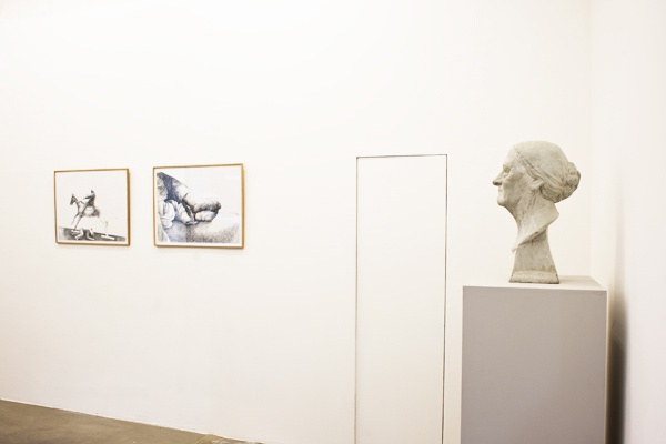 exposition Kogan Gallery / mai-juin 2012