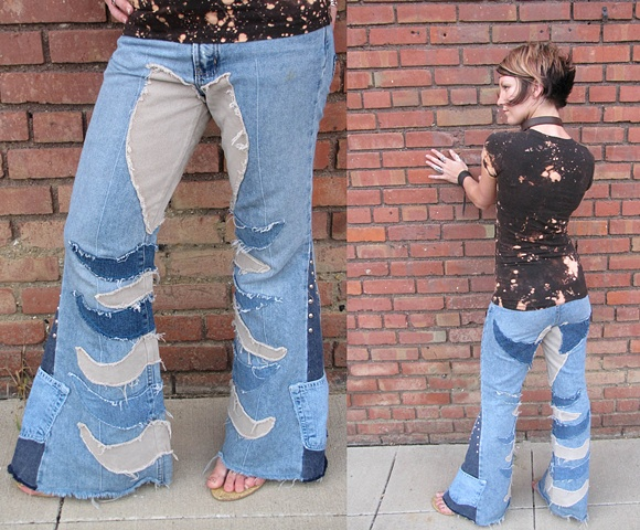 Janis Pants Customized Jeans