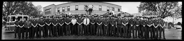 Lawrence Fire Fighters Lawrence, Massachusetts