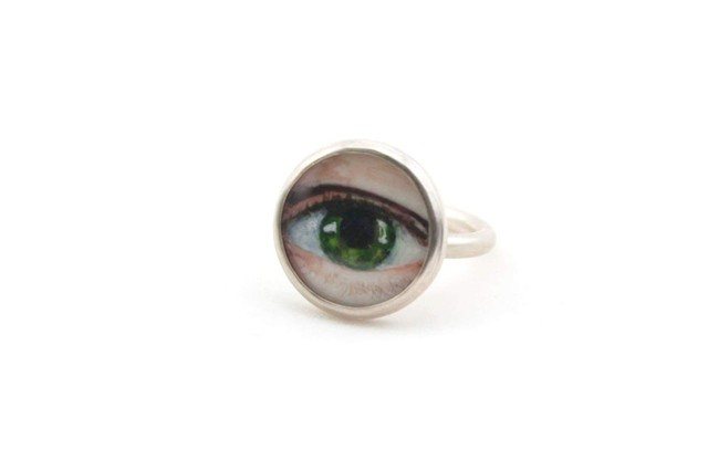Lover's Eye Ring
